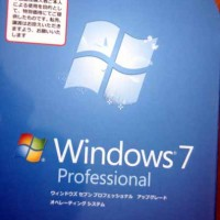 Windows7入手